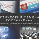 Госзакупки: электронизация закупок и новые правила регулирования (№44-ФЗ и №223-ФЗ)